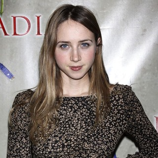 Zoe Kazan in Opening Night of The Broadway Production of Tom Stoppard's Arcadia - Arrivals