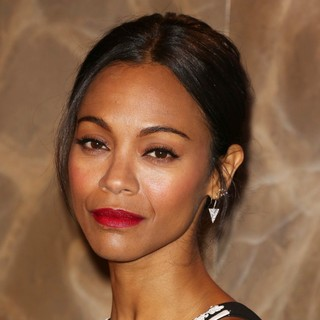 Zoe Saldana in 71st Annual Golden Globe Awards Nominations Announcement