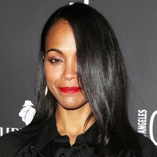 Zoe Saldana-Los Angeles Confidential Celebrates Winter Issue