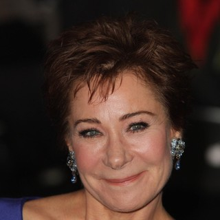 Zoe Wanamaker in London Evening Standard Theatre Awards - Arrivals