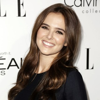 Zoey Deutch in ELLE 20th Annual Women in Hollywood Celebration