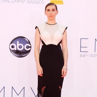 Zosia Mamet in 64th Annual Primetime Emmy Awards - Arrivals