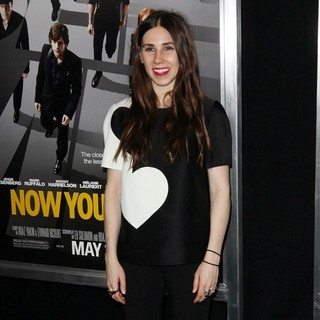 Zosia Mamet in New York Premiere of Now You See Me