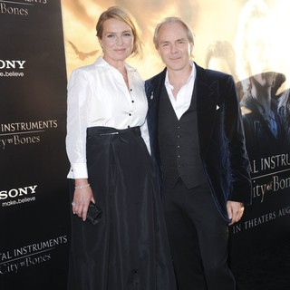 Veslemoy Ruud Zwart, Harald Zwart in Premiere of Screen Gems and Constantin Films' The Mortal Instruments: City of Bones