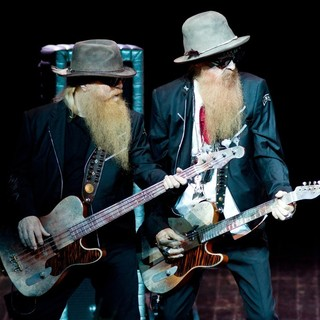 ZZ Top in ZZ Top Performing Live