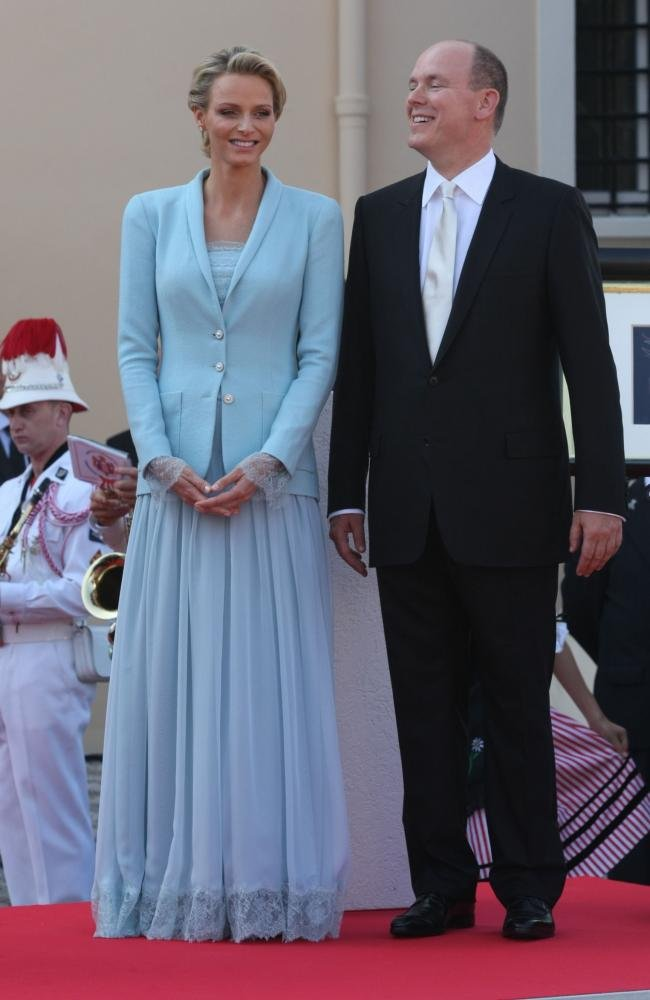 The Royal Wedding of Prince Albert II of Monaco to Charlene Wittstock