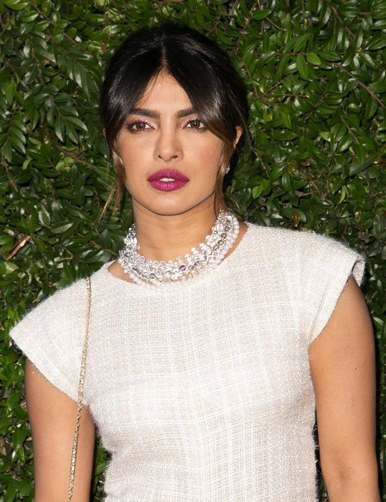 Priyanka Chopra<br>CHANEL Dinner Celebrating Our Majestic Oceans, A Benefit for NRDC