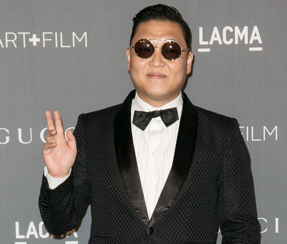 PSY Picture 44 - LACMA 2012 Art + Film Gala - Arrivals