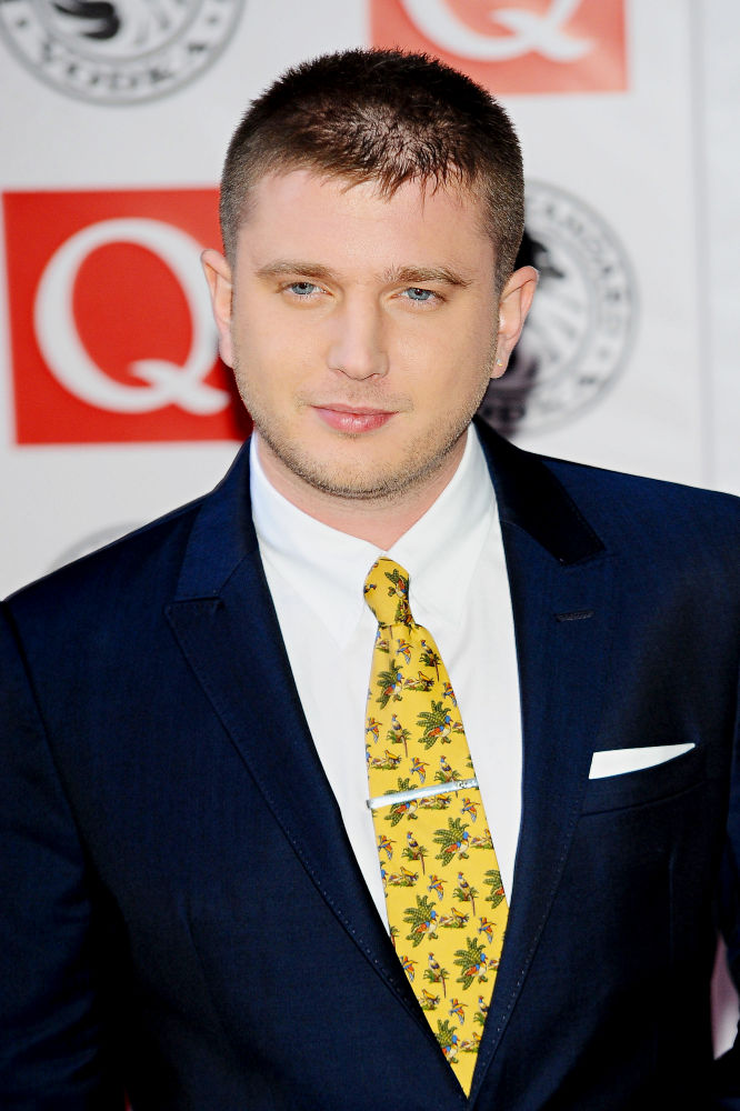 Plan B<br>The Q Awards 2010 - Arrivals