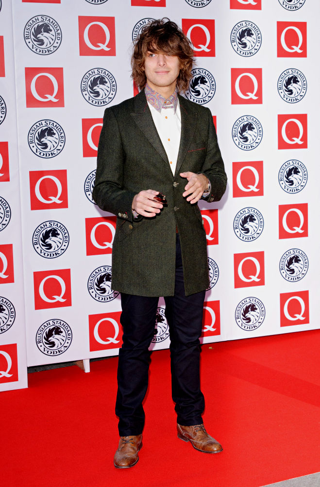 The Q Awards 2010 - Arrivals