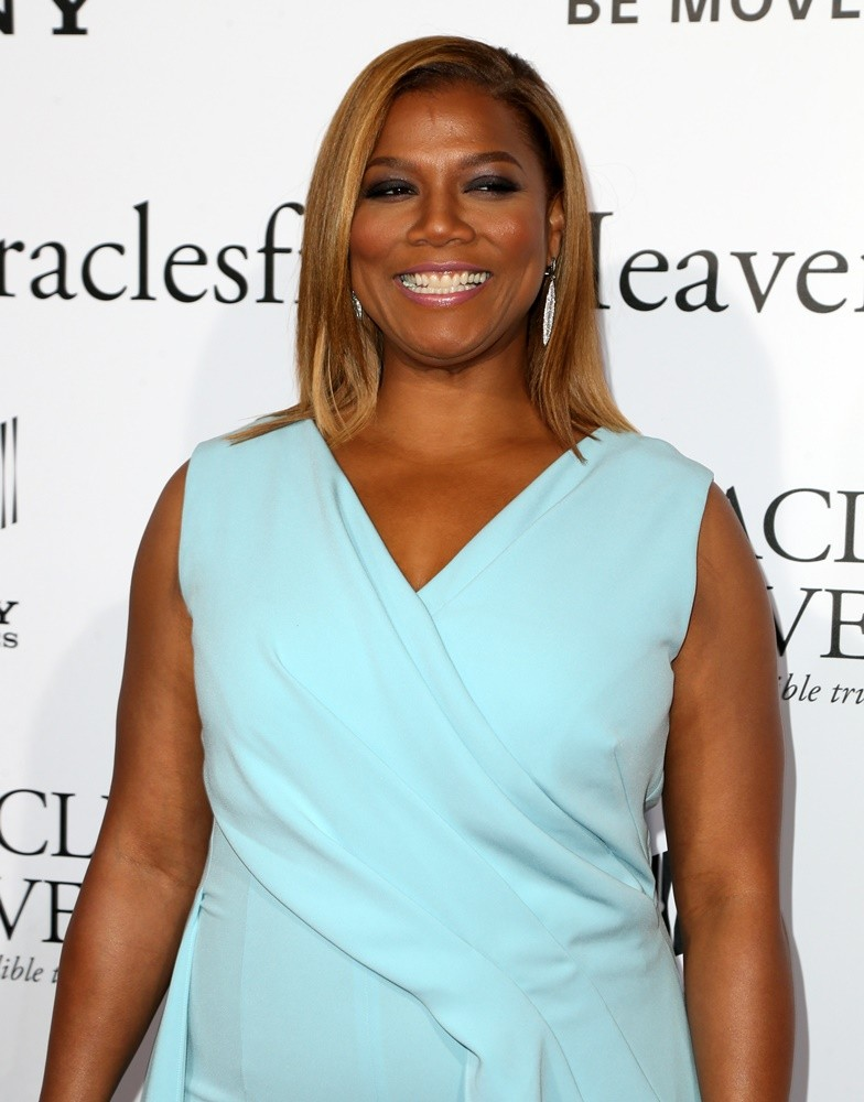 Queen Latifah<br>The World Premiere of Miracles from Heaven