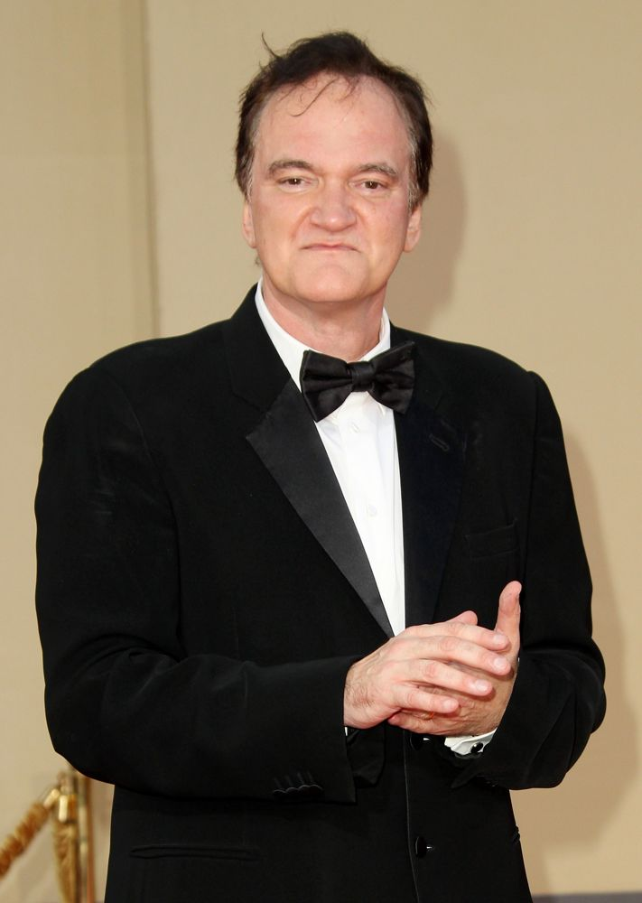 Quentin Tarantino<br>Once Upon a Time in Hollywood Premiere
