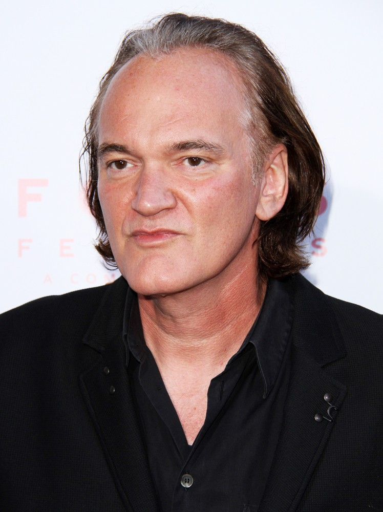 Quentin Tarantino<br>The Beguiled Premiere
