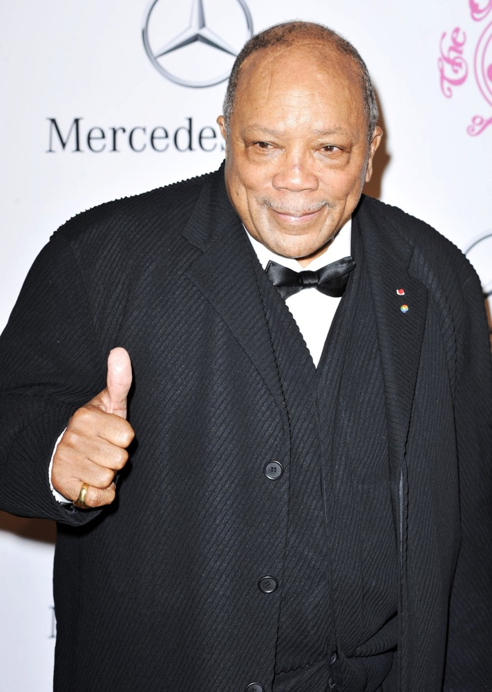 Quincy Jones<br>26th Anniversary Carousel of Hope Ball - Presented by Mercedes-Benz - Arrivals