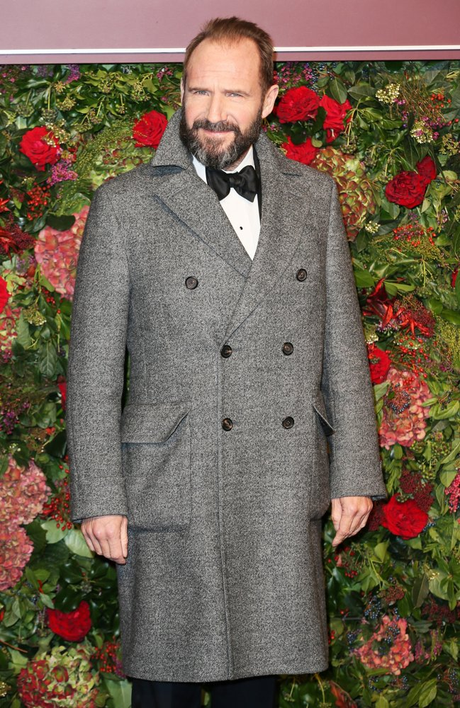 Ralph Fiennes<br>The 64th Evening Standard Theatre Awards - Arrivals