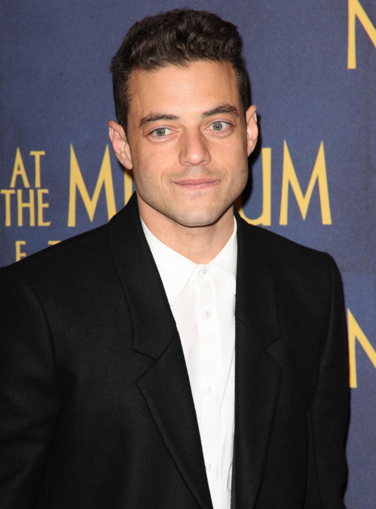 Rami Malek<br>New York Premiere of Night at the Museum: Secret of the Tomb - Red Carpet Arrivals