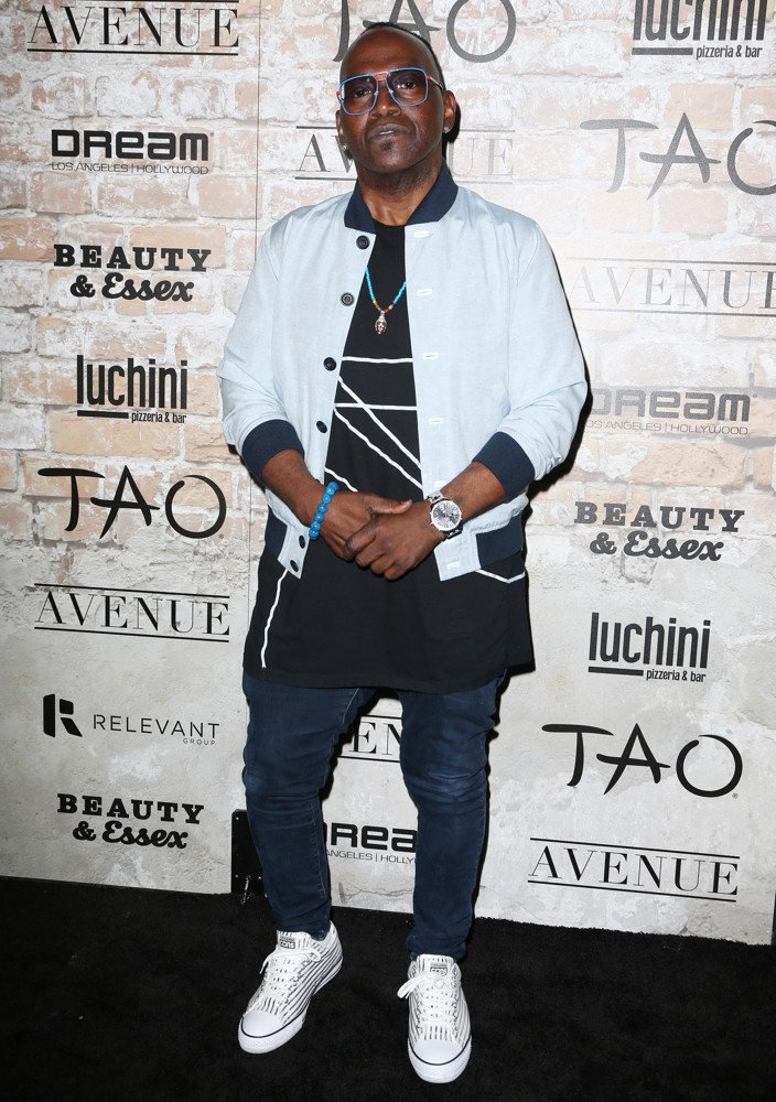 Randy Jackson<br>TAO, Beauty and Essex, Avenue, and Luchini Celebrate Grand Opening - Photocall