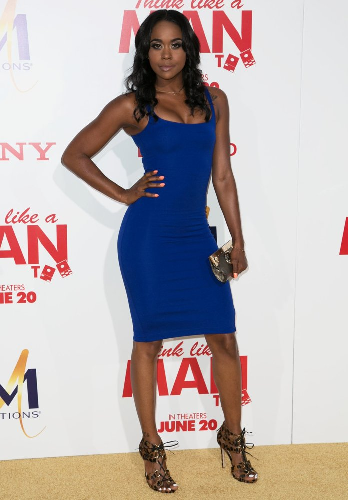 Film Premiere of Think Like a Man Too