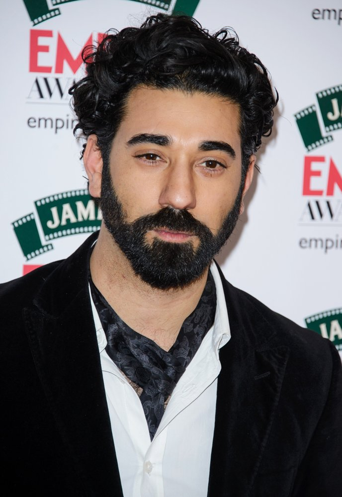 Ray Panthaki<br>The Jameson Empire Awards 2014 - Arrivals