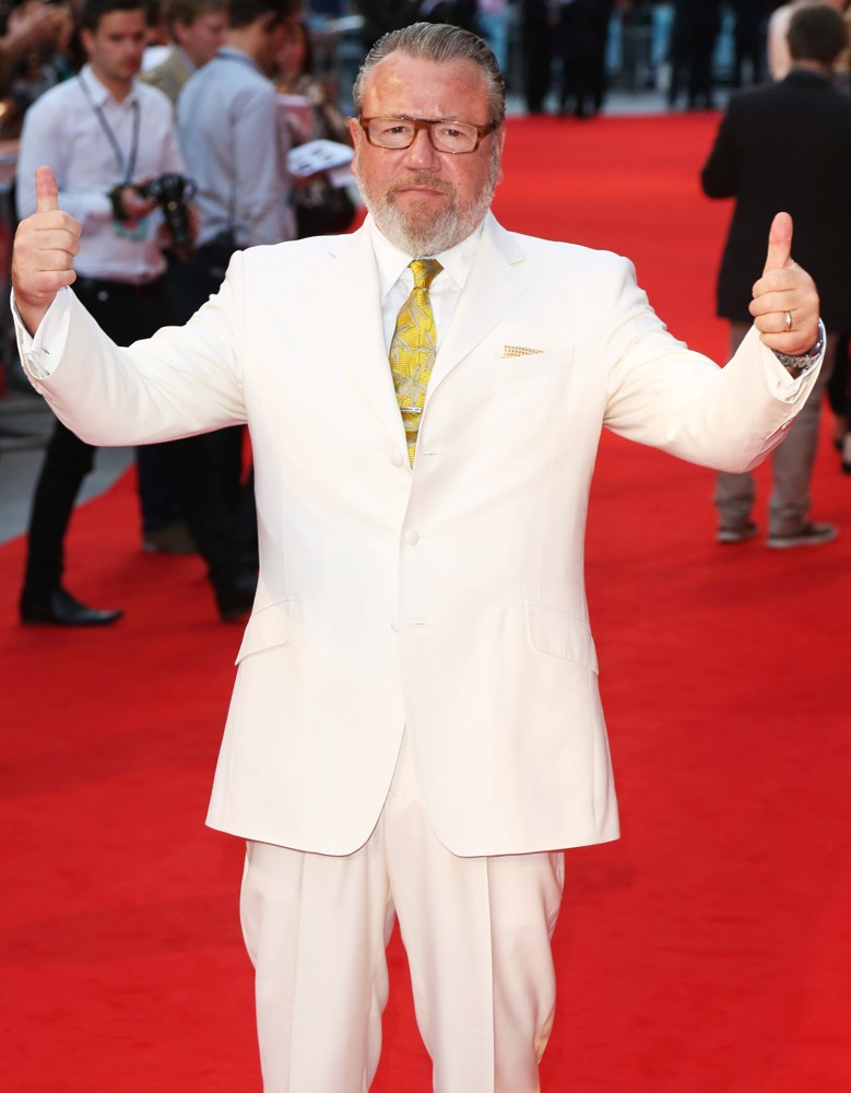 Ray Winstone<br>The Sweeney UK Film Premiere - Arrivals