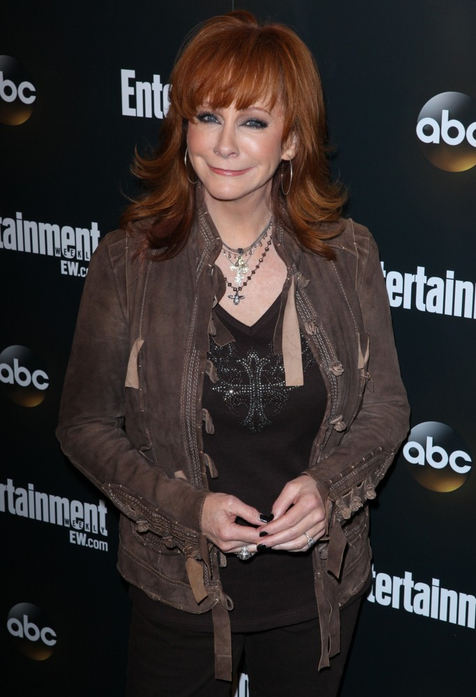 Reba McEntire<br>Entertainment Weekly and ABC TV Celebrate The New York Upfronts with A VIP Cocktail Party - Arrivals