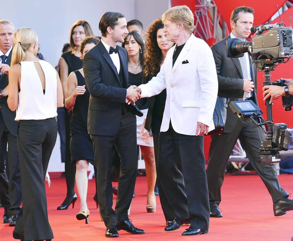The 69th Venice Film Festival - The Company You Keep - Premiere - Red Carpet