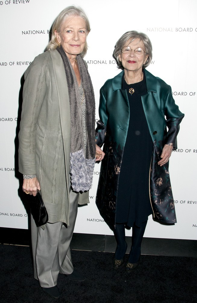 Vanessa Redgrave, Emmanuelle Riva<br>The 2013 National Board of Review Awards Gala