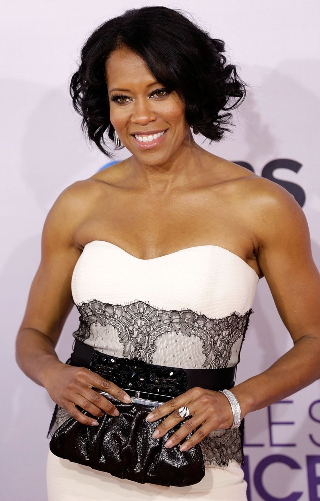 Regina King<br>People's Choice Awards 2013 - Red Carpet Arrivals