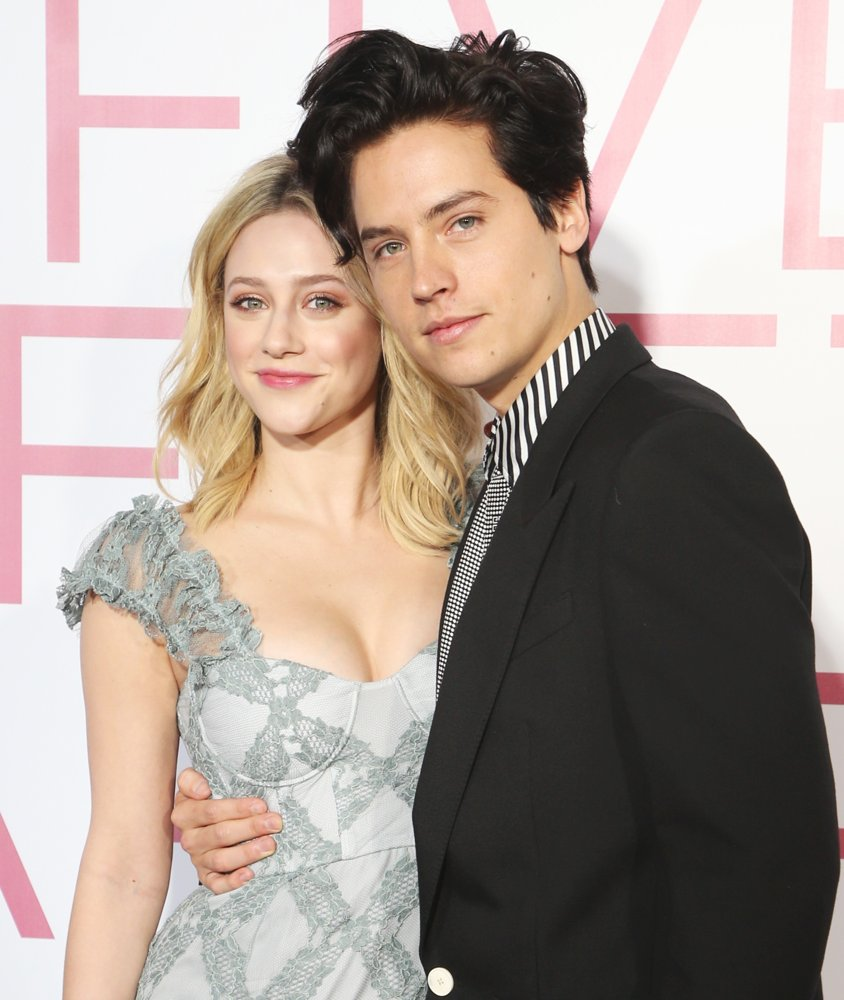 Lili Reinhart, Cole Sprouse<br>Film Premiere Five Feet Apart