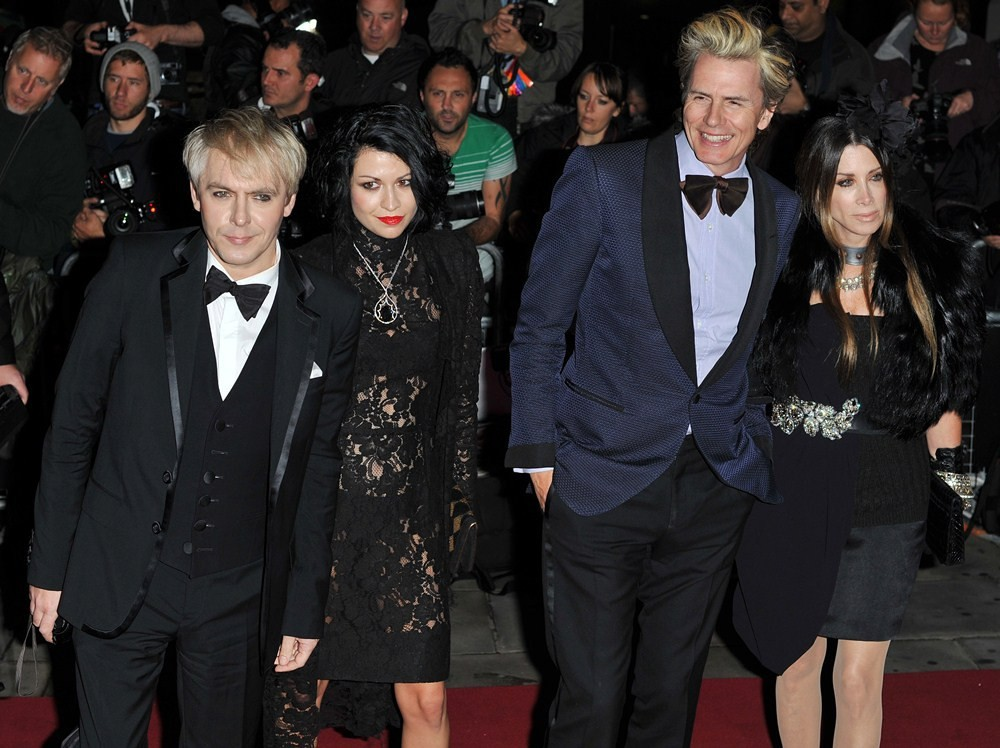 Nick Rhodes, John Taylor<br>GQ Men of The Year Awards 2011 - Arrivals