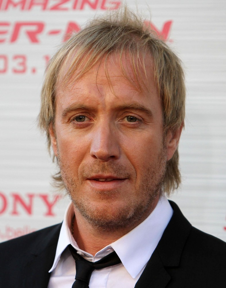 Rhys Ifans<br>Los Angeles Premiere of The Amazing Spider-Man - Arrivals