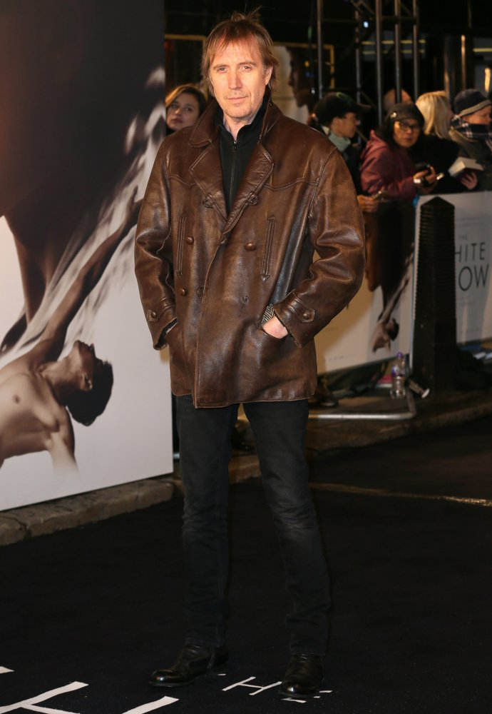 Rhys Ifans<br>The White Crow UK Premiere - Arrivals