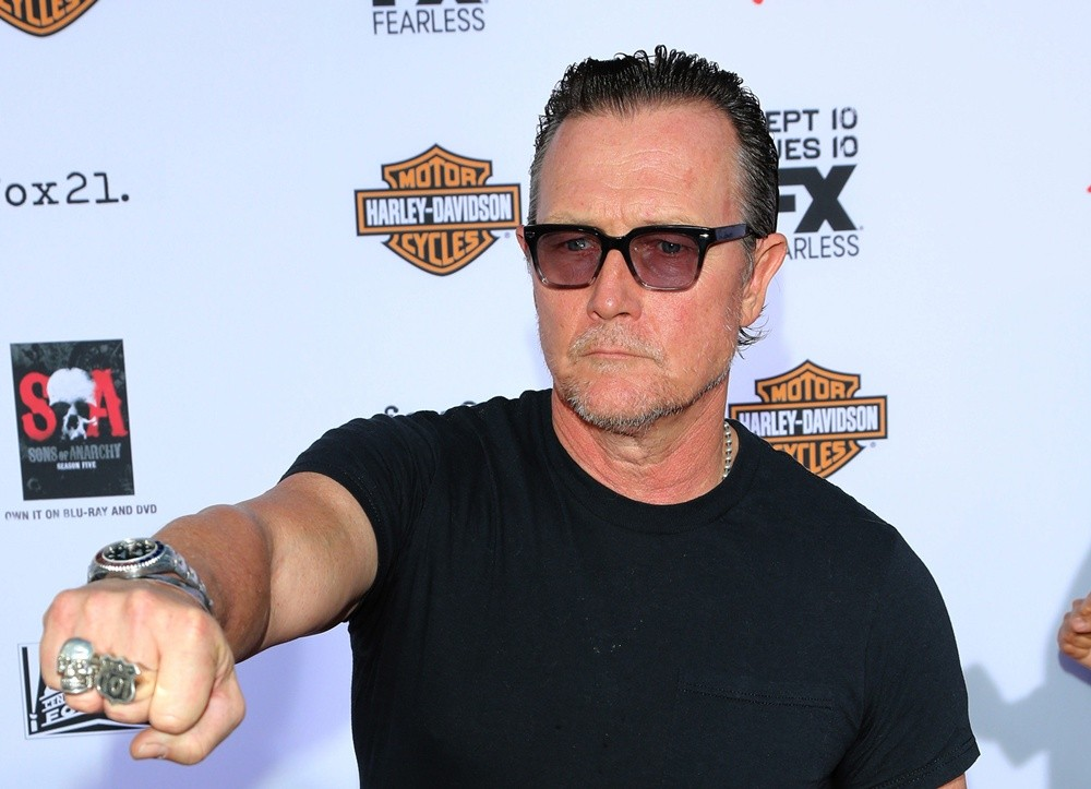 Robert Patrick<br>Premiere of FX's Sons of Anarchy Season Six - Arrivals