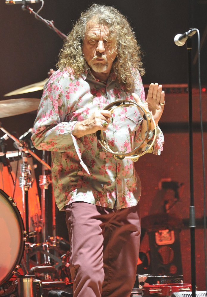 Robert Plant<br>Robert Plant Performs