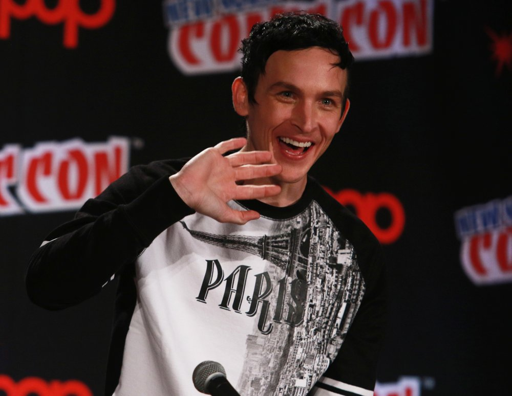 Robin Lord Taylor<br>New York Comic Con - Day 4 - Press Conference