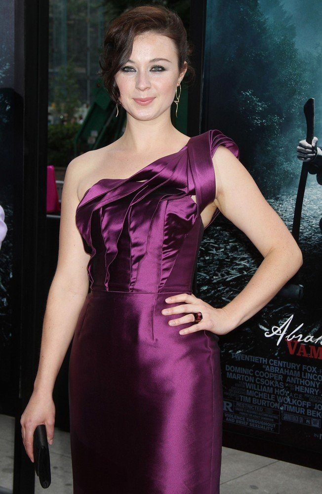 Robin McLeavy<br>The Premiere of Abraham Lincoln: Vampire Hunter