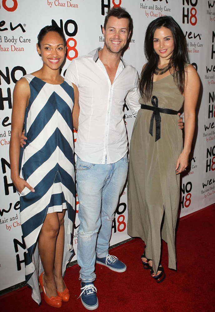 NOH8 Celebrity Studded 4th Anniversary Party - Arrivals