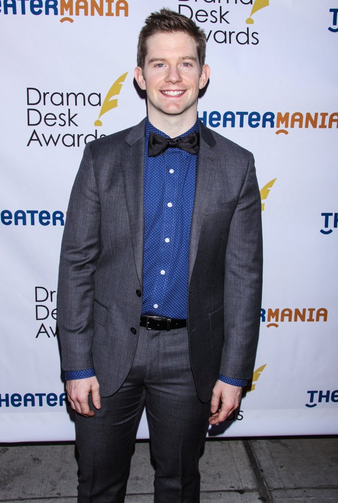 Rory O'Malley<br>2014 Drama Desk Awards - Arrivals