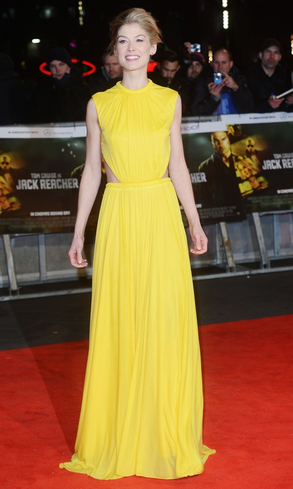 Jack Reacher UK Film Premiere - Arrivals