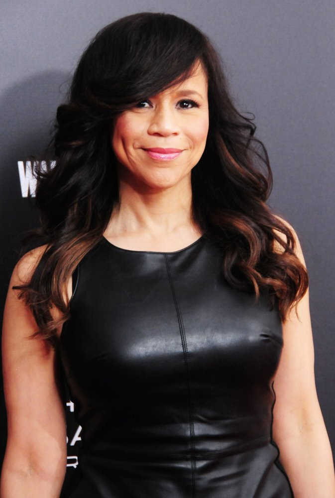 Rosie Perez<br>New York Premiere of Southpaw for THE WRAP - Arrivals