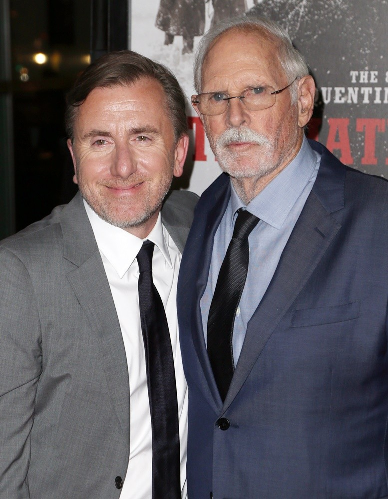 Tim Roth, Bruce Dern<br>Premiere of The Weinstein Company's The Hateful Eight - Red Carpet Arrivals