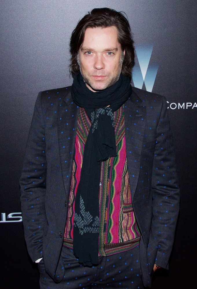 Rufus Wainwright<br>New York Premiere of Big Eyes - Red Carpet Arrivals