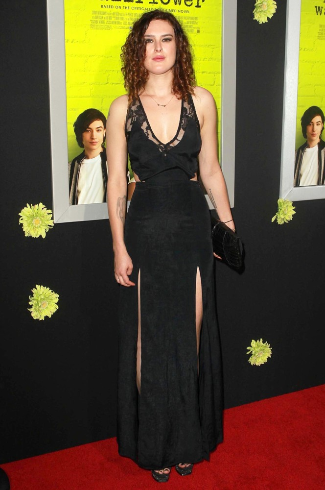 The Los Angeles Premiere of The Perks of Being a Wallflower - Arrivals