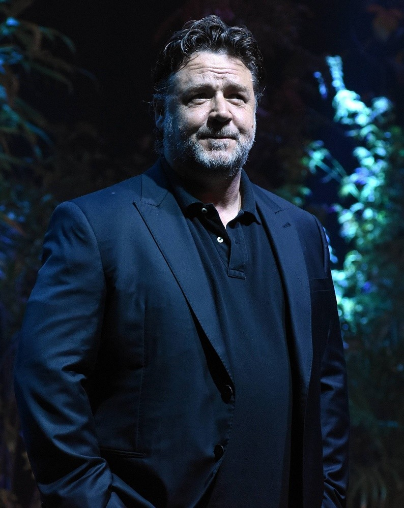 Russell Crowe<br>Russell Crowe's Indoor Garden Party