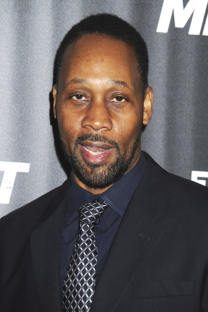 RZA<br>New York Premiere of Mr. Right - Arrivals