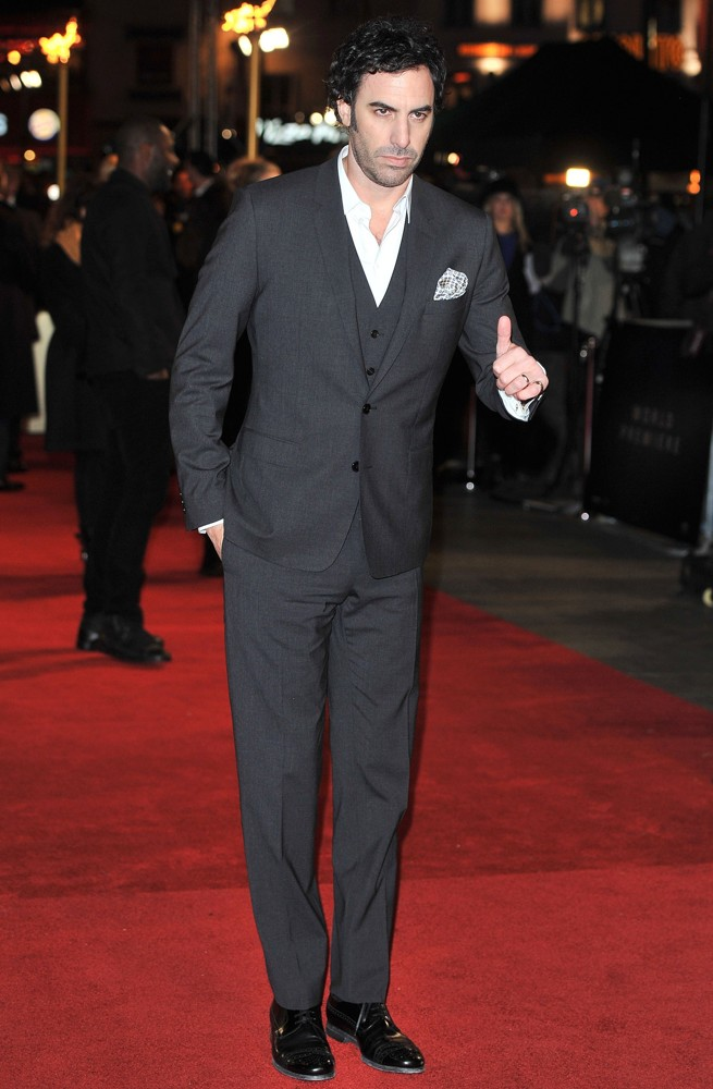 Les Miserables World Premiere - Arrivals