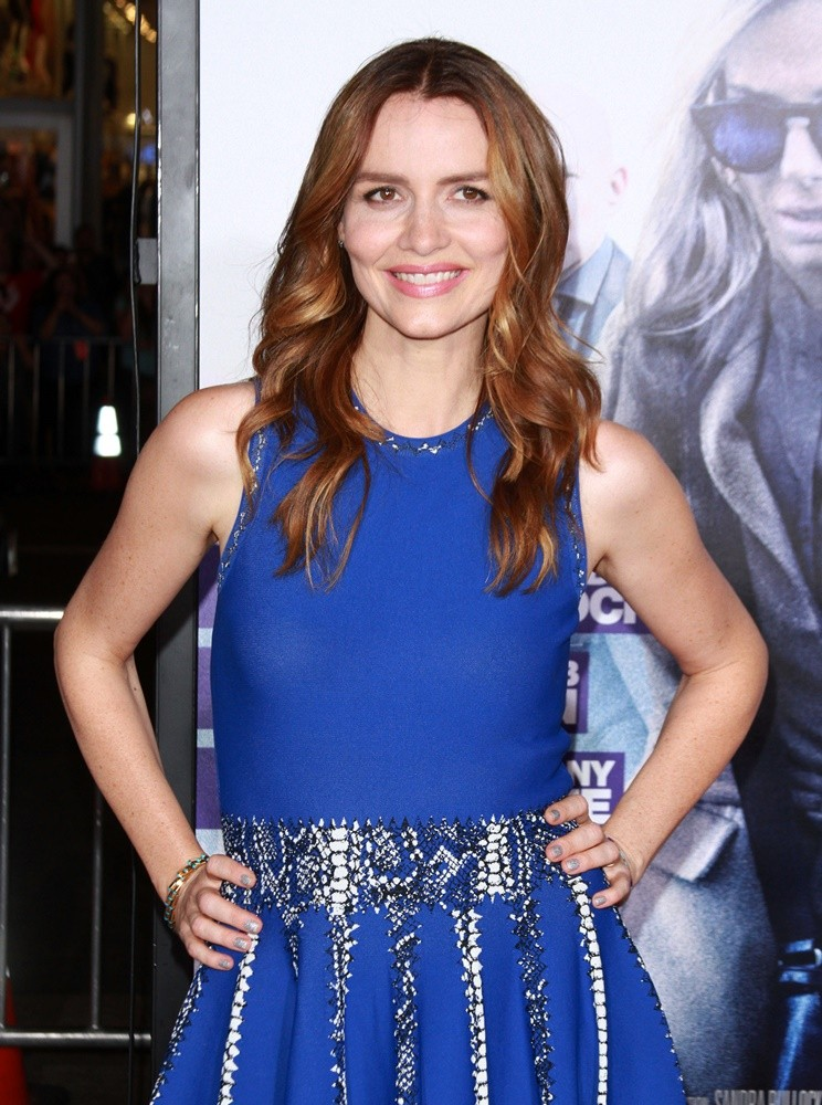 Saffron Burrows<br>Our Brand Is Crisis Premiere
