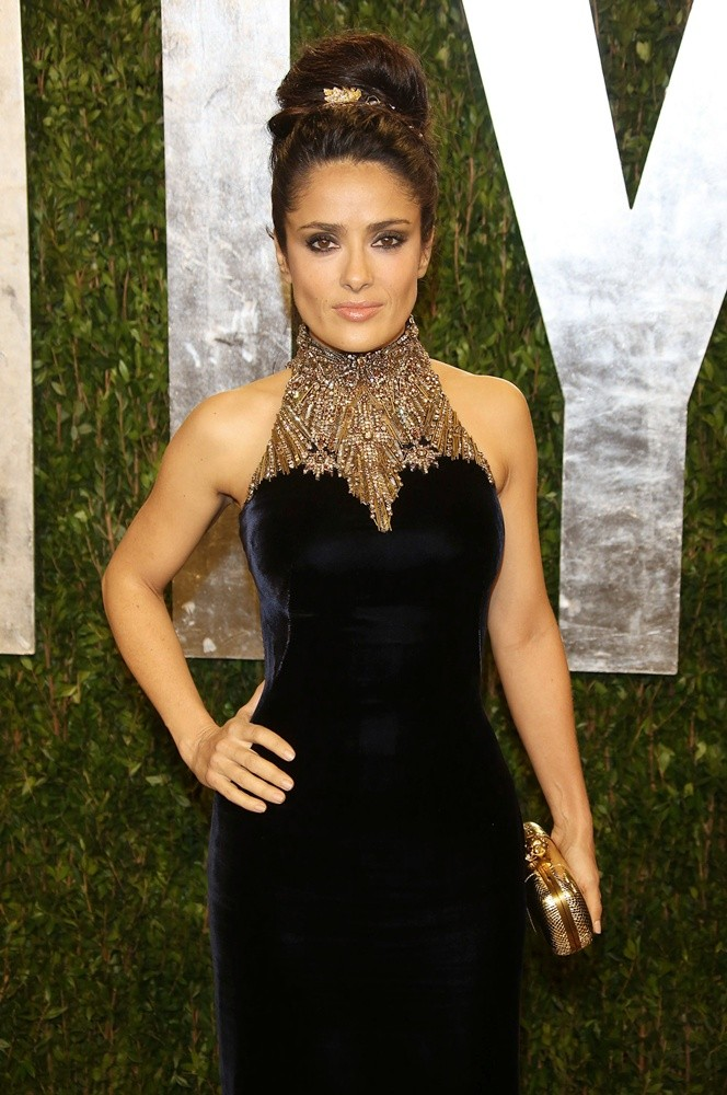 salma-hayek-2013-vanity-fair-oscar-party