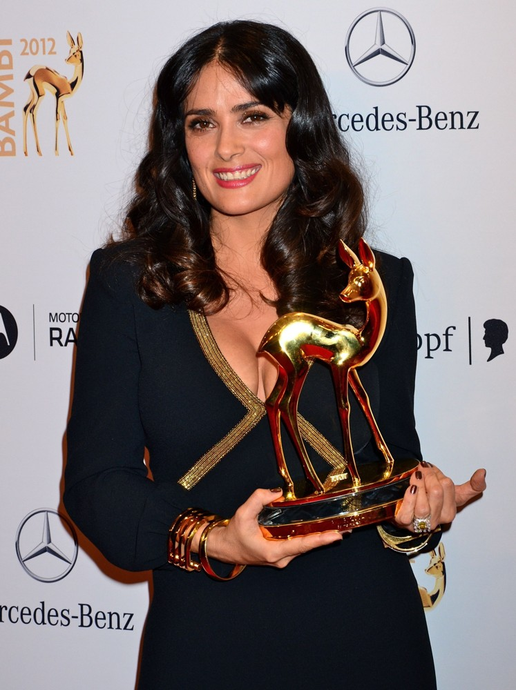 Bambi Awards 2012