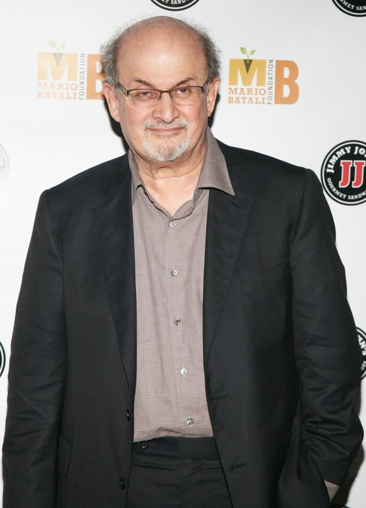 Salman Rushdie<br>The 3rd Mario Batali Foundation Honors Dinner